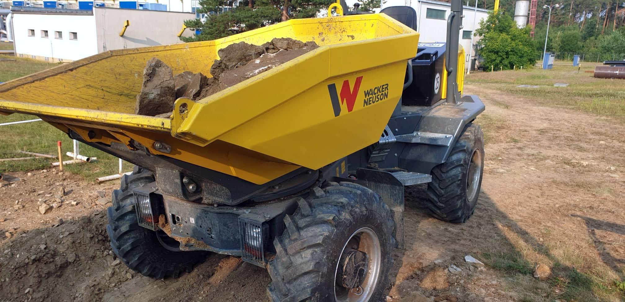 Dumper DW 50 Gárf CZ